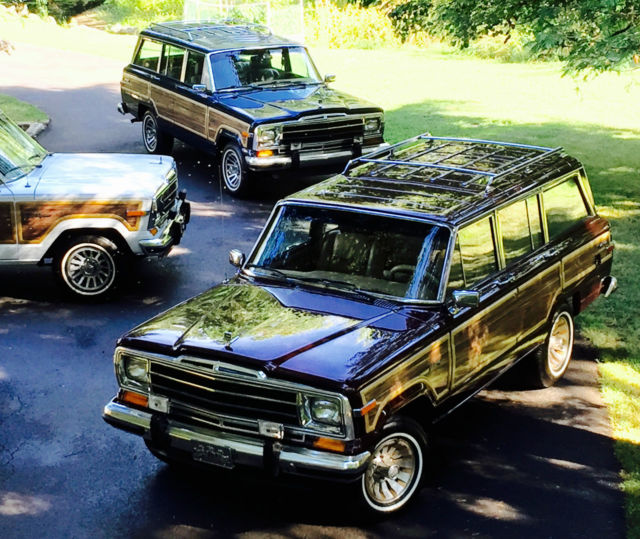 1987 Jeep Wagoneer Grand Wagoneer by Classic Gentleman