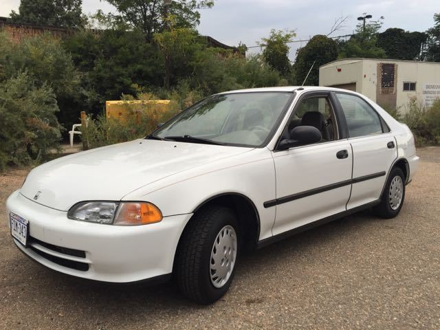 1993 Honda Civic Sedan