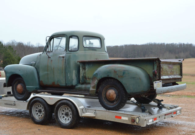 1953 Chevrolet Other Pickups 3100 SWB 5 WINDOW CAB