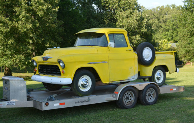 1955 Chevrolet Other Pickups BIG BACK WINDOW