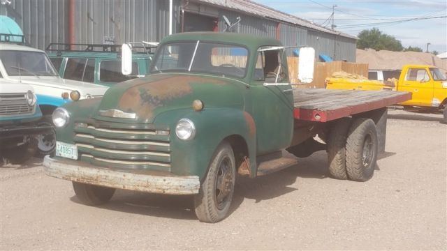 1953 Chevrolet Other Pickups 6400 2 ton