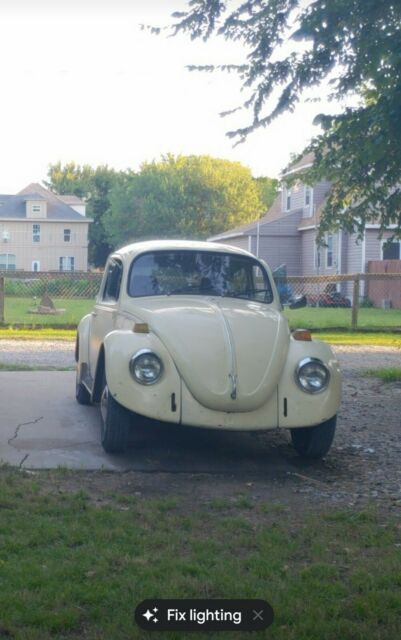 GREAT CONDITION! 1970 VW Beetle