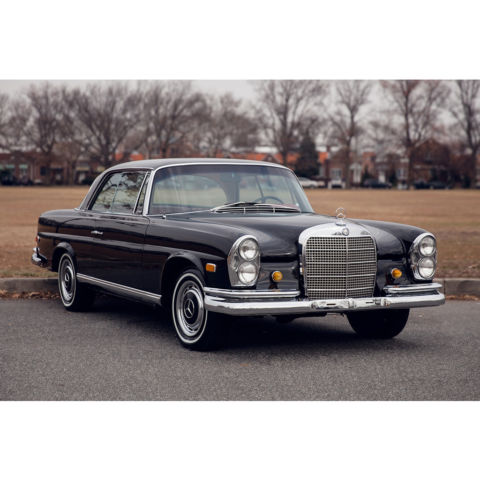 1968 Mercedes-Benz 200-Series SE