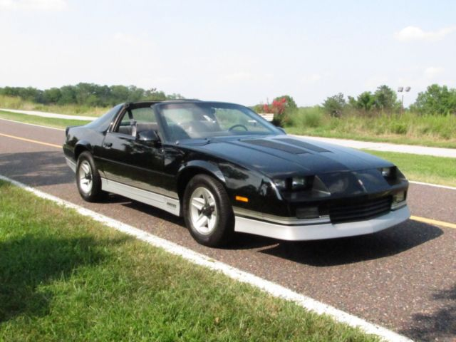 1985 Chevrolet Camaro Z28 V8 Automatic with only 32k miles!