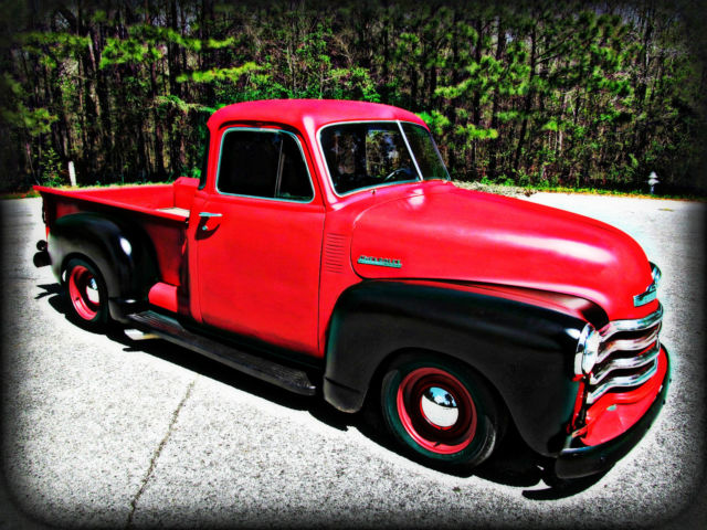 1950 Chevrolet Other Pickups 5-Window