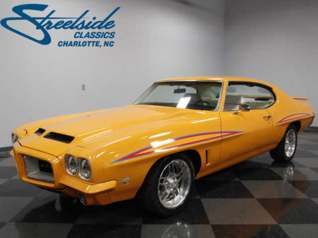 1972 Pontiac GTO Judge Tribute