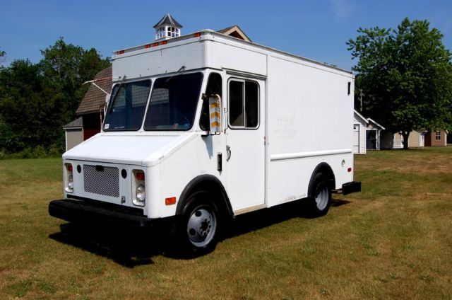 1987 GMC Other P 30