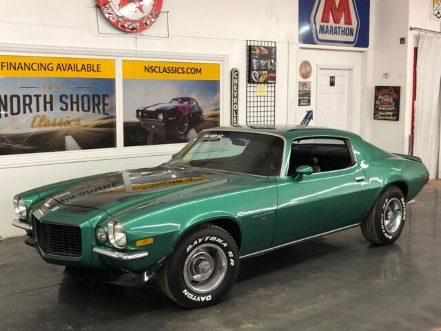 Green Chevrolet Camaro with 67,762 Miles available now!