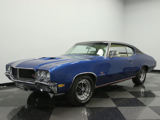 1970 Buick Gran Sport GS 455 Stage 1