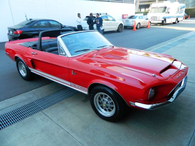 1968 Shelby Convertible