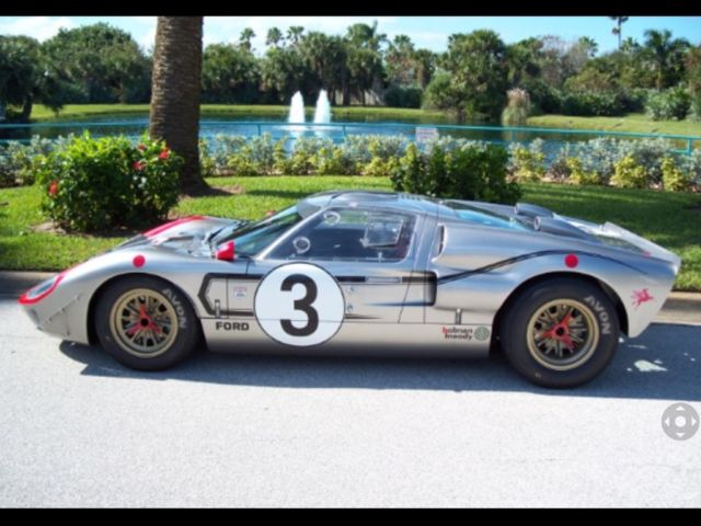 1966 Other Makes GT40 MKII