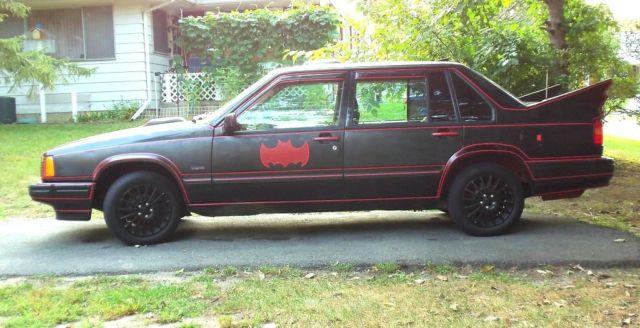 Gt Gt Batmobile Custom 1994 Volvo 940