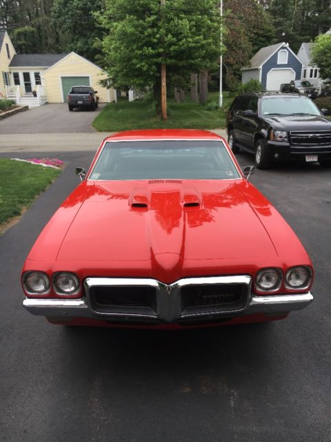 1970 Pontiac GTO Judge Tribute
