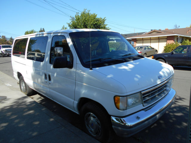 1993 Ford E-Series Van