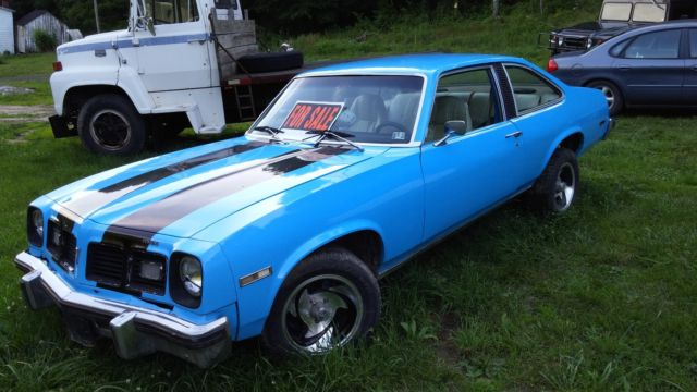 Hard To Find 1975 Pontiac Ventura For Sale Photos