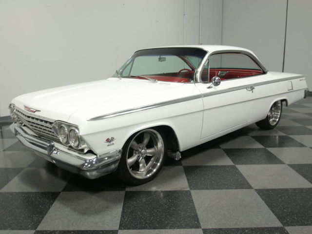 1962 Chevrolet Bel Air/150/210 Bubble Top 409