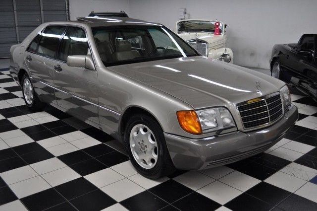 1993 Mercedes-Benz S-Class AMAZING CONDITION !! 500 SEL SL