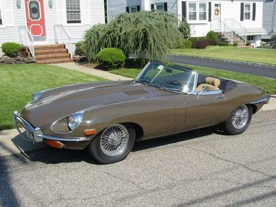 1969 Jaguar E-Type RDST