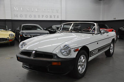 1977 MG MGB MGB Roadster