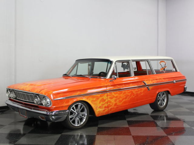1964 Ford Fairlane Ranch Wagon