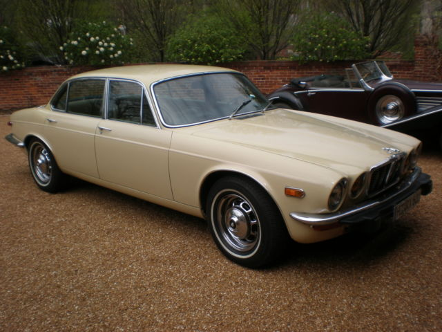 1974 Jaguar Other xj12 xj6
