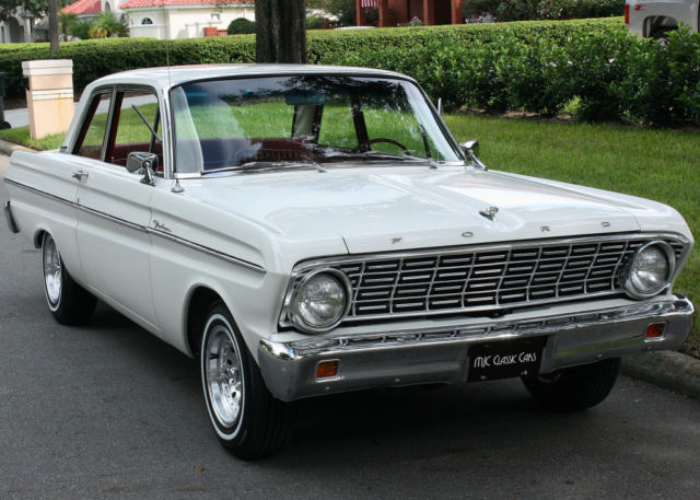 1964 Ford Falcon COUPE - RESTORED - 1K MILES