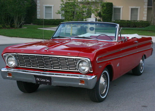 1964 Ford Falcon CONVT - V-8