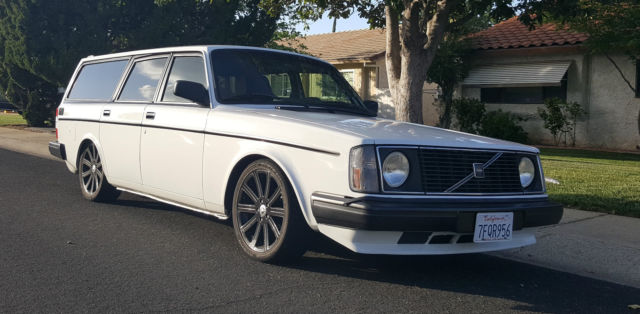 highly modified 1975 volvo turbo wagon for sale photos. Black Bedroom Furniture Sets. Home Design Ideas