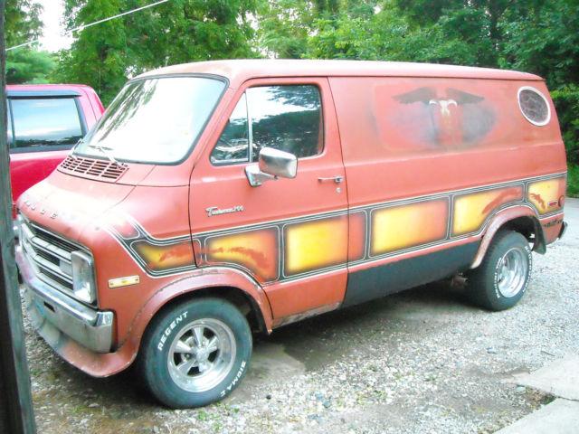 Hippie Van Or Shaggon Waggon For Sale Photos Technical