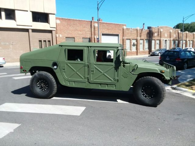 1986 Other Makes Military Spec