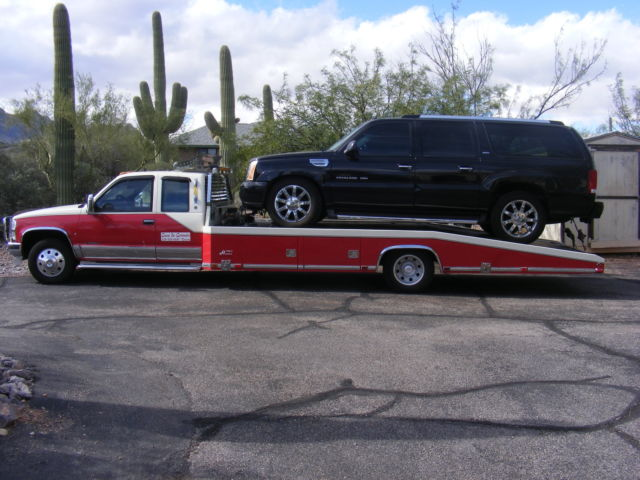 Hodge S Car Carrier Car Hauler Car Transport Flatbed Tow Truck