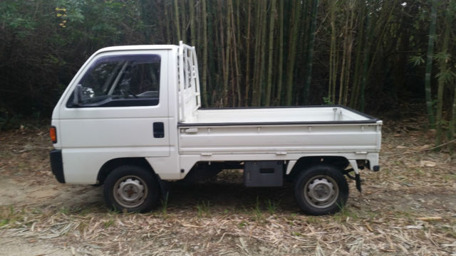 honda acty 4wd pick up mini truck low miles for sale photos technical specifications description. Black Bedroom Furniture Sets. Home Design Ideas