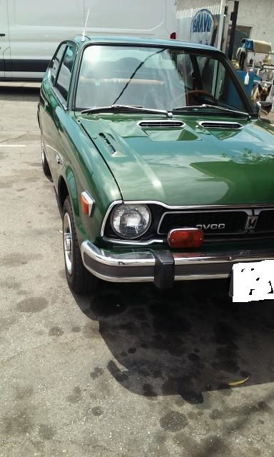 1977 Honda Civic CVCC