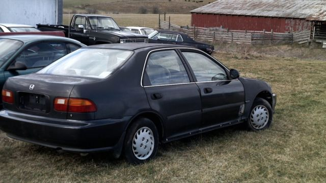 Lovely Honda Civic Good Project Or Parts