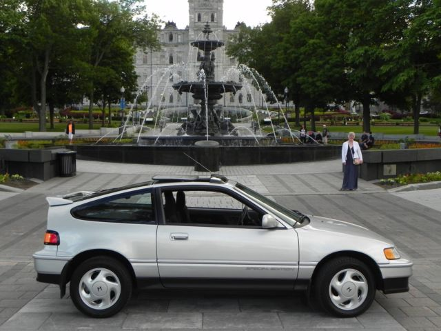 Great HONDA CRX SI SPECIAL EDITION 1991 NUMBER 162nd OF 250 MADE BY HONDA