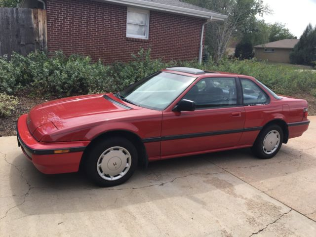 Honda Prelude Si 1990 For Sale Photos Technical Specifications