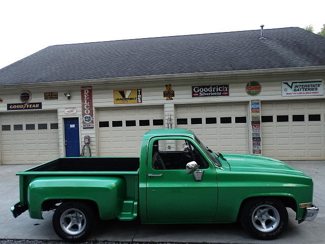 1985 Chevrolet Other C10 Stepside