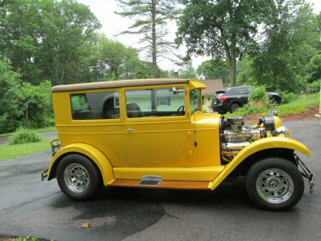 1928 Willys Whippet Model 93A