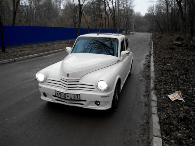 1957 Other Makes Pobeda GAZ M20 M20
