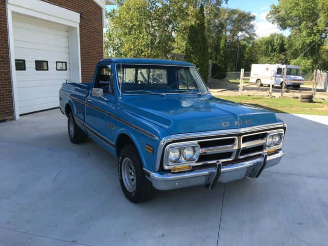 1972 GMC 1500 Super Custom