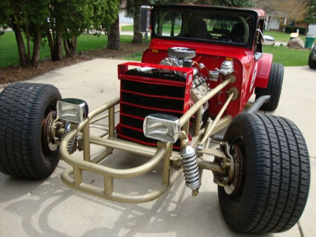 Hot Rod Roadster Rat Rod Ford Flathead V Custom Tube Frame Street Car