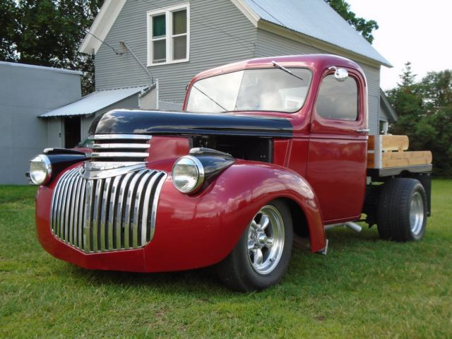1941 Chevrolet Other Pickups 1/2 Ton Flatbed