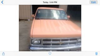 1992 Chevrolet Other Pickups