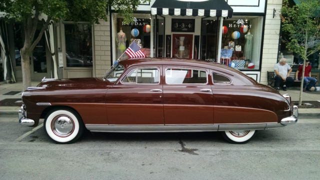 1949 Other Makes Hudson Commodore 6