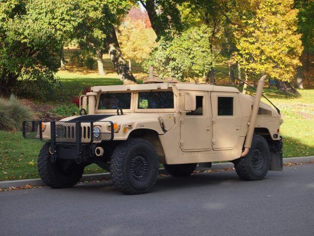 Humvee Hmmwv Hummer H1 M1045 Armor 6 5 Turbo For Sale