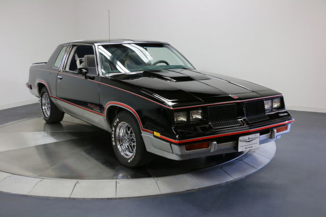 1983 Oldsmobile Cutlass Base Coupe 2-Door