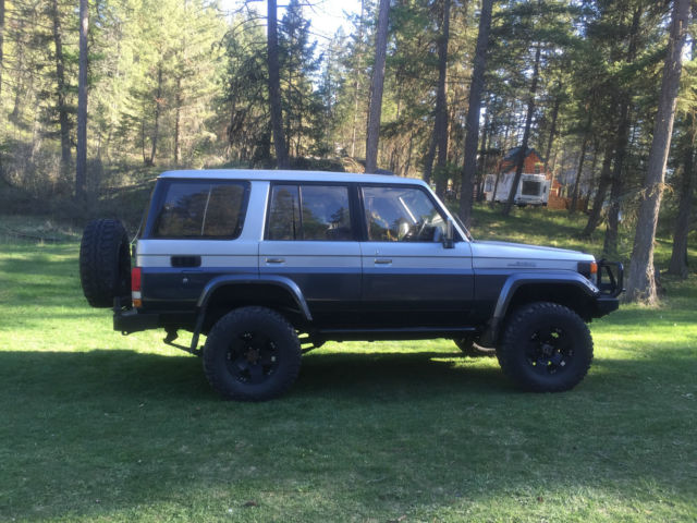 1991 Toyota Land Cruiser VX