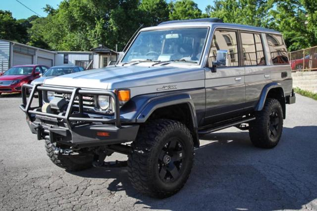 Hzj77 Turbo Diesel Toyota Land Cruiser 1hz Lockers H55