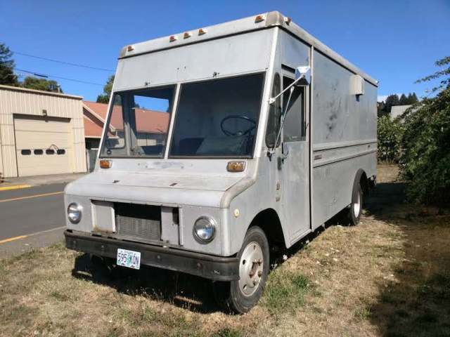 IHC Metro Van MA1500 for sale: photos, technical specifications