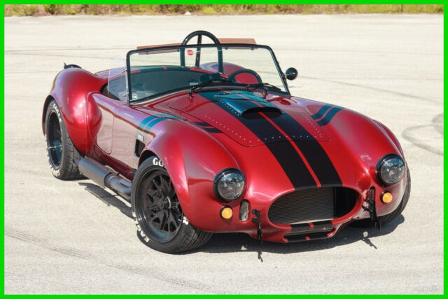 1965 Shelby Cobra (Backdraft Racing) Iconic 427